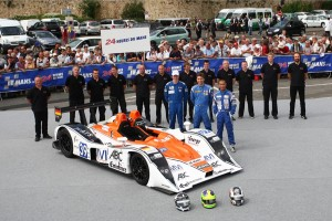 Noda qualifies 8th in LMP2