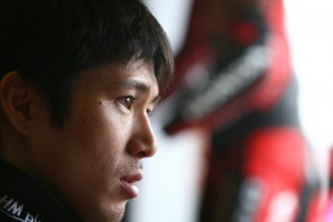 Kiyonari to race at Doha 8 Hours