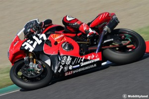 Speed of Japan Riders show speed at Suzuka