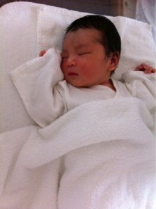 Baby Girl, Sena born to Kiyo!