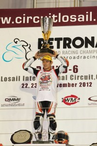Kiyonari adds the Asian Champion title to his name