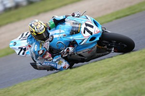 Kagayama withdraws from Round 8 at Okayama