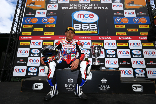 Kiyonari make history with BMW's first-ever BSB victory