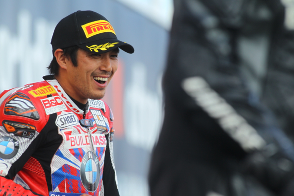 Kiyonari to continue with Buildbase BMW for 2015