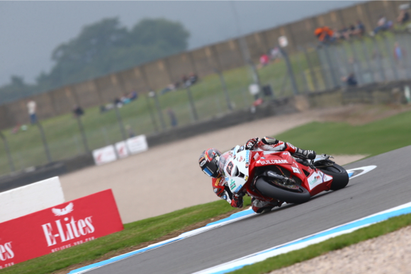 Kiyonari shows his strength at Donington Park by dominating practice and securing front-row start