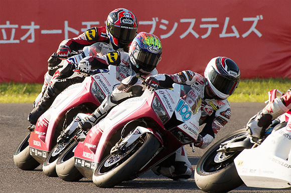 Tamada with mixed results at Suzuka
