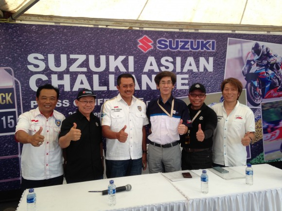 Details of the Suzuki Asian Challenge Indonesian preliminaries announced