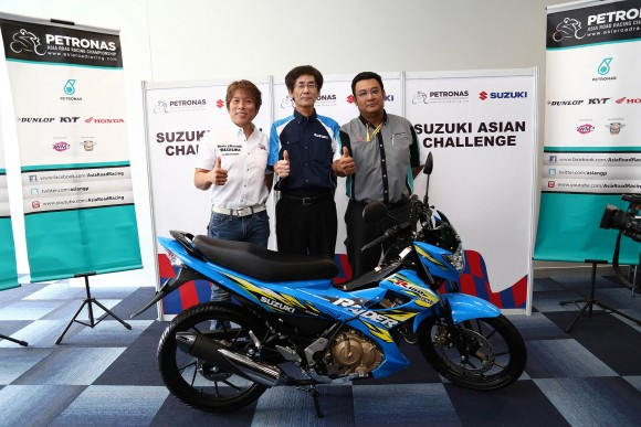 Suzuki Asian Challenge Announcement
