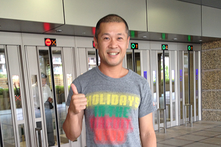 Tamada released from hospital